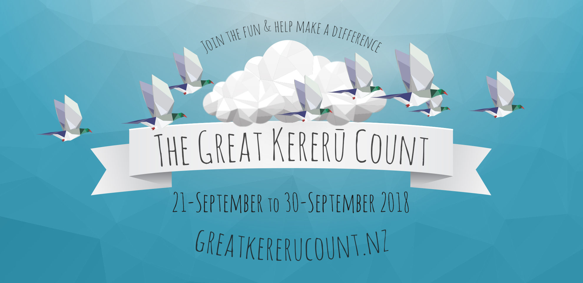 Admin Kereru Discovery Trust Telephone Wiring New Zealand Tony Stoddard Kerer Is Encouraging Everyone Across To Take Part In This Years Great Count